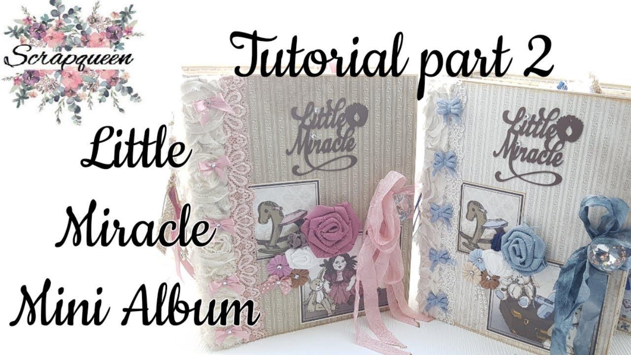 Tutorial 2 Little Miracle Baby Mini Album Youtube