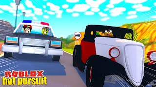 HOT RODS IN VEHICLE SIMULATOR - Roblox Fast and Loud
