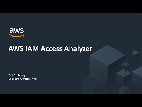 Demo: Using AWS IAM Access Analyzer with Amazon S3 Buckets