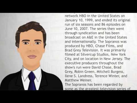 The Sopranos - Wiki Videos