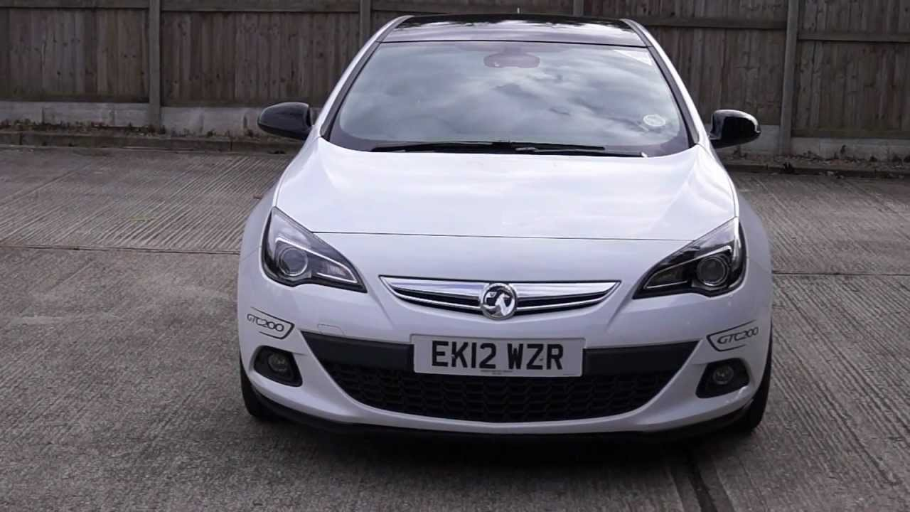 used vauxhall astra limited edition gtc200 for sale youtube. Black Bedroom Furniture Sets. Home Design Ideas