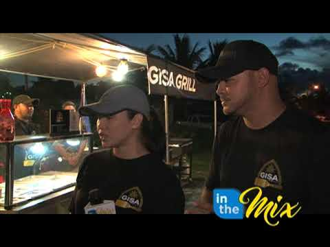 Gisa Grill: Opening Up A Pop-up Food Vendor