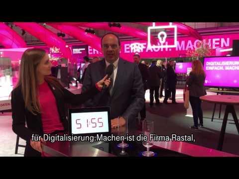 Social Media Post: CeBIT 2017 - 60 seconds mit… Hagen Rickmann