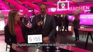 CeBIT 2017 - 60 seconds mit… Hagen Rickmann