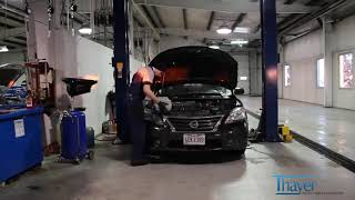 Nissan Express Oil Change