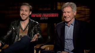 Blade Runner 2049 interviews - Ford, Gosling, Villeneuve, Bautista, Armas, Davis, Hoeks, Wright streaming