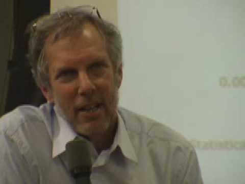Robert Pollin: Forum on the Financial Crisis pt2