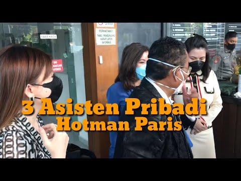 Hotman Paris Kenalkan 3 Asisten Pribadi Cantiknya