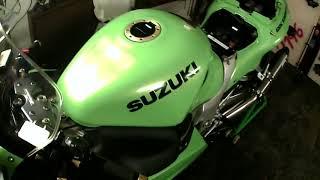 Motovlog....jak zazimovat motorku.