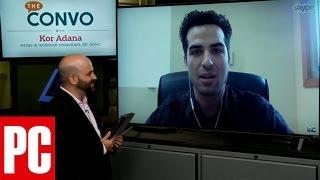 Interview: Mr. Robot writer Kor Adana