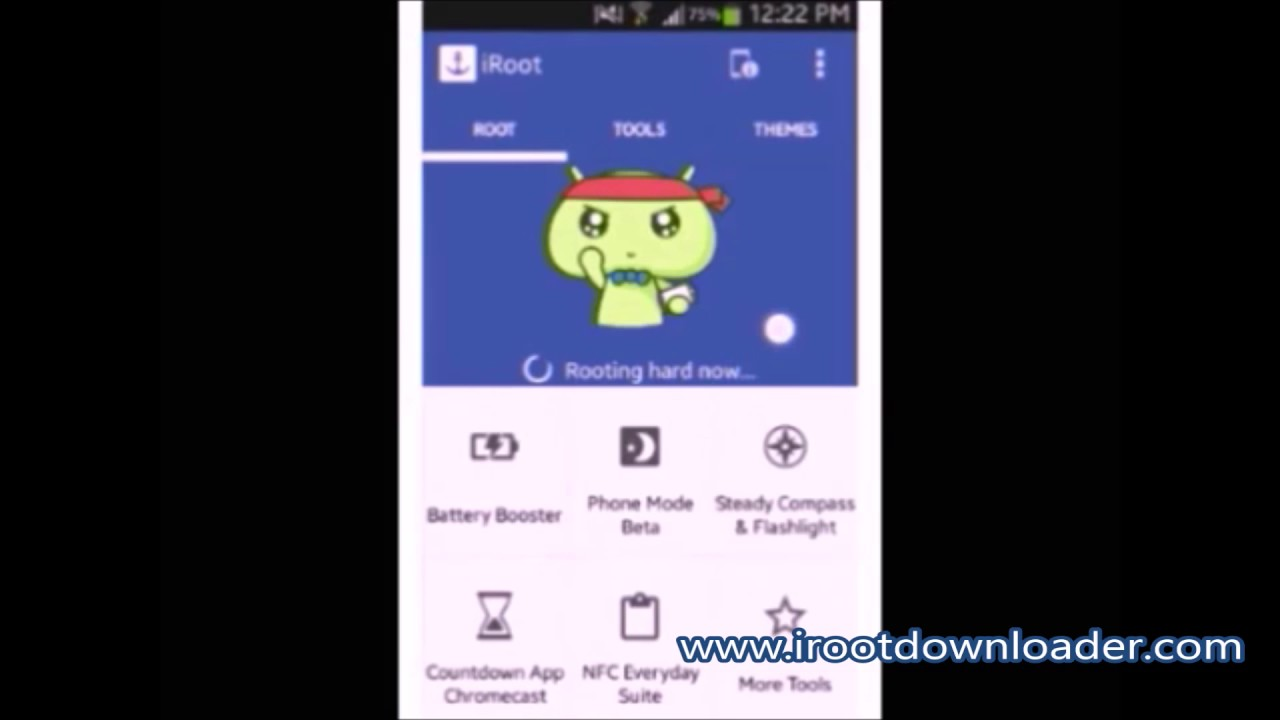 Root Android with Latest iRoot APK