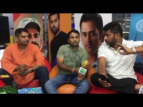 #IPL2018: Live: कोलकाता और राजस्थान के बीच प्ले-ऑफ़ का दावा मज़बूत करने की जंग | Sports Tak