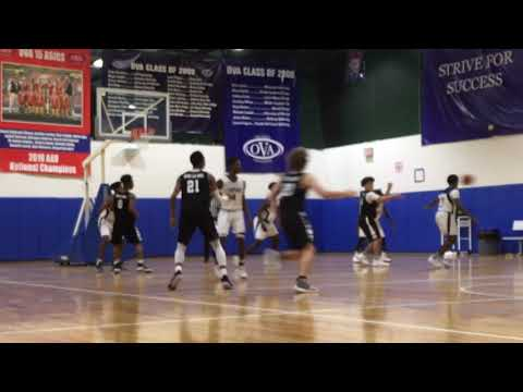 Carter Hawkins- metro Elite Basketball Club- Griffin Christian High School- Basketball Highlights