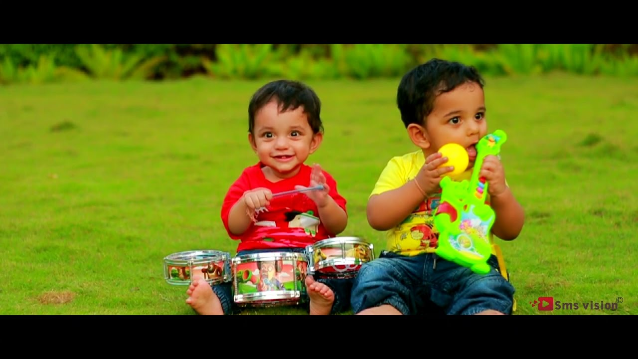 Best 1st Birthday Invitation Video Of Avyaan Shreyaan Youtube