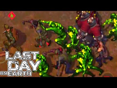 CONGA LINE in RED ZONE! - Last Day on Earth