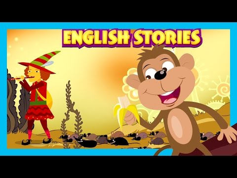 English Stories - Kids Stories    The First Thanksgiving, The Pied-piper Of Hamelin And More