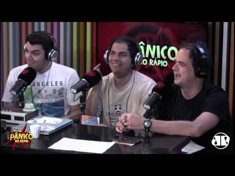 Latino - Pânico -  13/03/2015