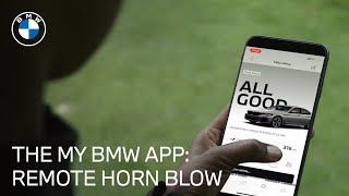homepage tile video photo for The My BMW App: Ever-Connected Driving   BMW USA