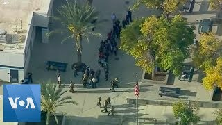 Sheriffs Respond to Active Shooter at Saugus High School in Santa Clarita, California