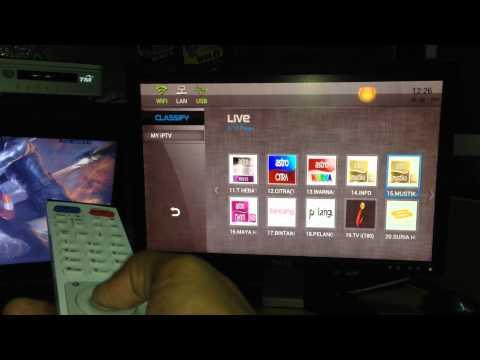 Watch Astro from Unifi HyppTV decoder..
