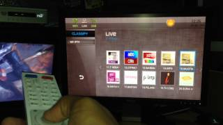 Watch Astro from Unifi HyppTV decoder..