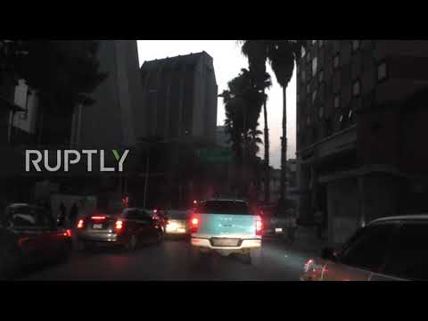 Venezuela: Huge power outage leaves majority of country in the dark