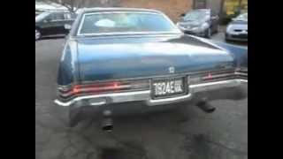 1972 BUICK Electra BIG BLOCK V8, extra clean !!!