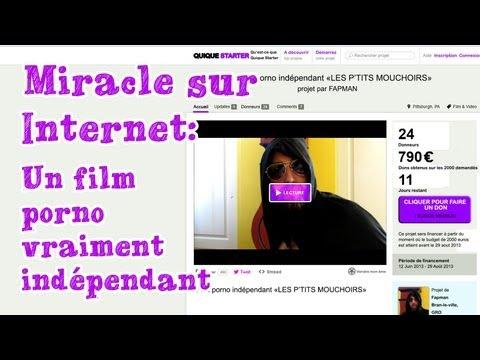 Miracle sur Internet: Le porno vraiment indépendant