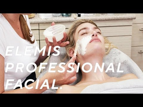 ELEMIS PROFESSIONAL FACIAL | THE SLOANE SERIES