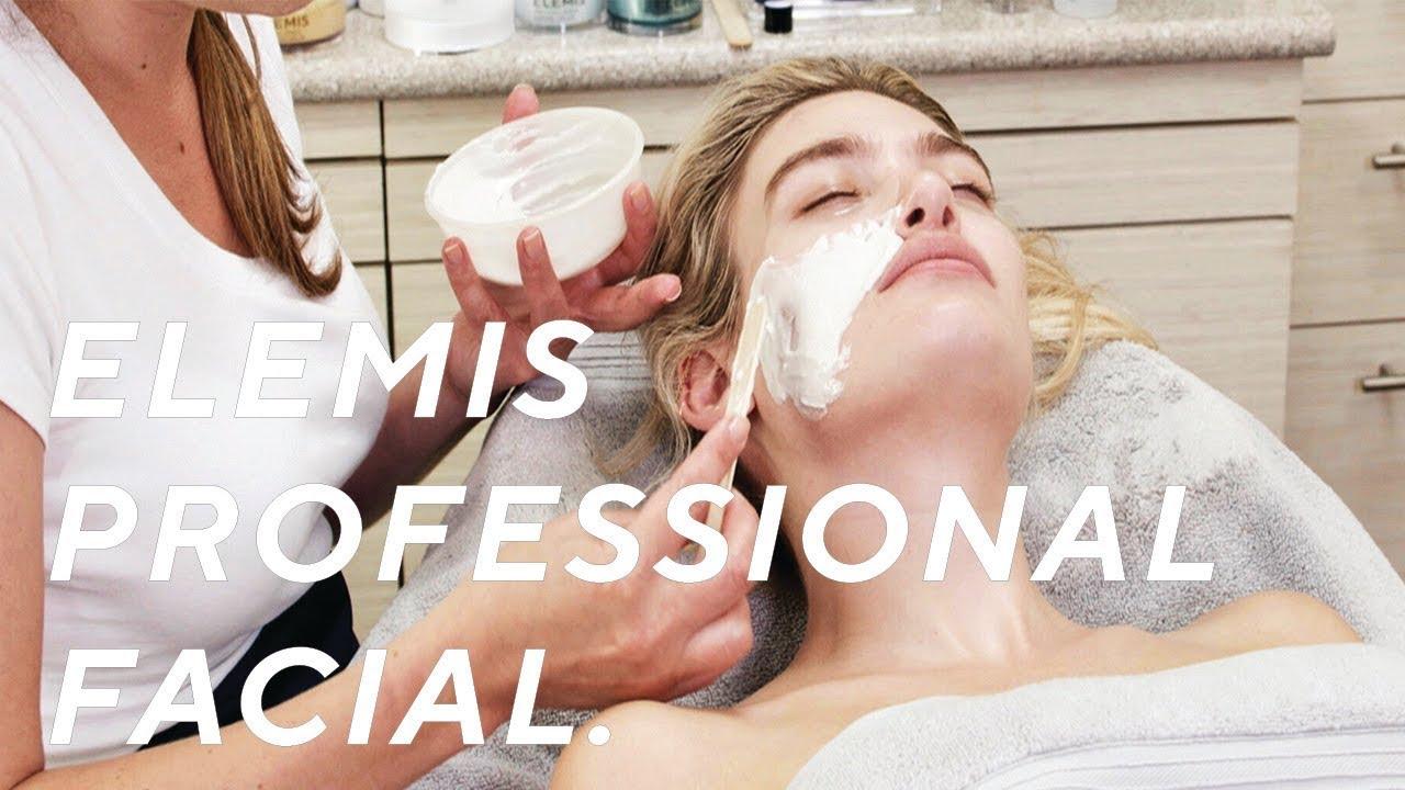 Elemis Professional Facial The Sloane Series Youtube