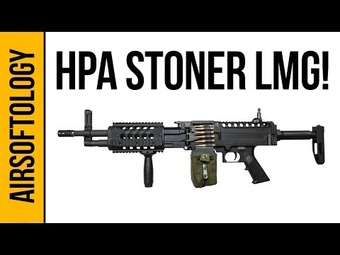 HPA + LMG = An Airsoft Match Made in Heaven? | Airsoftology Review