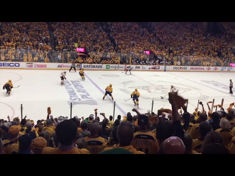 Nashville Predators - Western Conference Final Game Three - Vlog