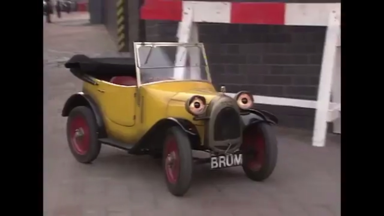 Brum Scrap Yard Kids Show Full Episode Youtube