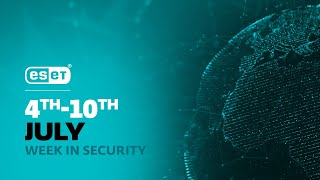 ESET research into Evilnum group – Week in security with Tony Anscombe