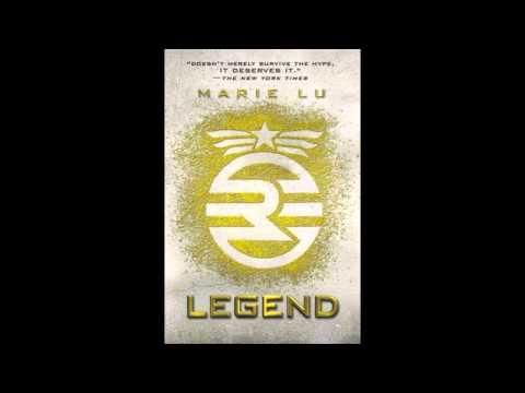 """Legend"" by Marie Lu (June)"