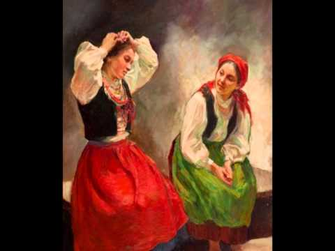 Muzyka góralska Mamko moja Wałasi Polish Gorals' Music instrumental