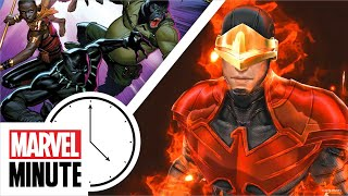 BLACK PANTHER AND THE AGENTS OF WAKANDA and More! | Marvel Minute