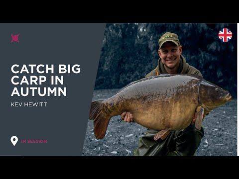 ***Carp Fishing TV*** The Autumn Harvest- Kev Hewitt