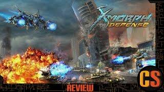 X-MORPH: DEFENSE - REVIEW