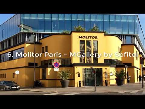 Top 10 Recommended Hotels In Paris,France