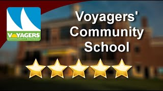 Impressive 5 Star Review by Alexander L. Voyagers' Community School Eatontown