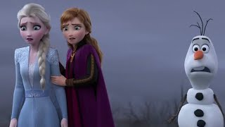 Frozen 2 (2019) - Elsa & Anna's Parents Ship Death Scene (HD)