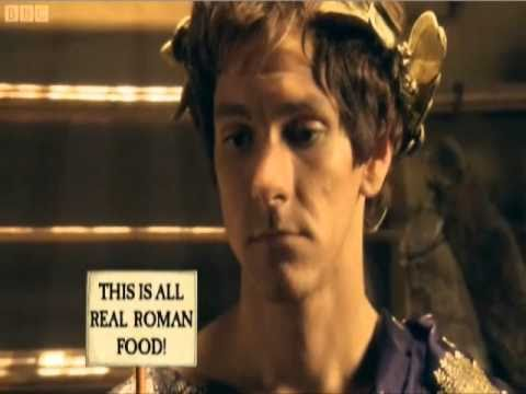 Horrible Histories - Romans Come dine with me