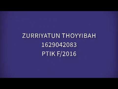 Perangkat Prosespenyimpnan Eksternal Dan Internal By Zurriyatun