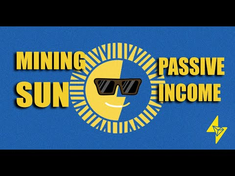 HOW TO MINE SUN TOKEN ? | PASSIVE INCOME
