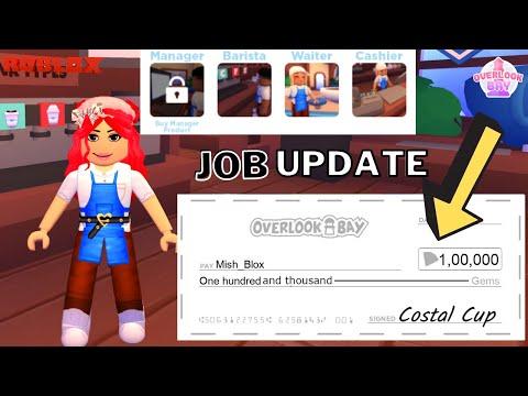 How To Do All 4 Jobs In Overlook Bay To Earn Alot Of Gems !! Overlook Bay Hacks
