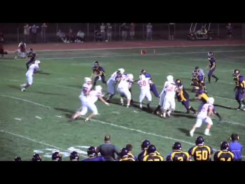 Nigel Simmons 2011 Football Highlights