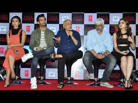 Love Games Interview | Mahesh Bhatt, Patralekha, Tara Alisha Berry, Vikram Bhatt
