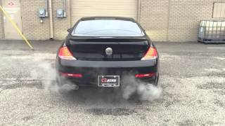2006 BMW 650Ci - start up