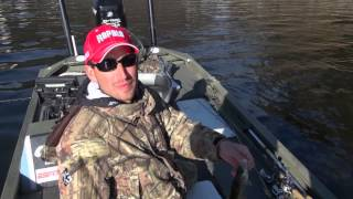 3B Outdoors TV - Classics - Fishing with Ott DeFoe and Brandon Coulter